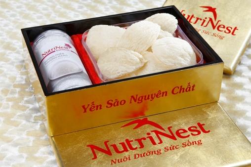 Yến Sào Hải Phòng NutriNest – Tinh chế nguyên tổ 100g